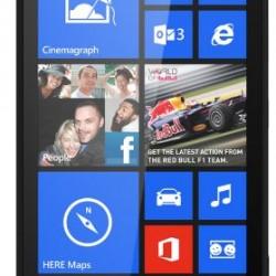 Nokia Lumia 520 GSM Unlock 3G Phone, 4-Inch Touch Screen, 5MP 720P Camera, Windows Phone (Black)