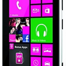 Nokia Lumia 521 GSM Unlocked Windows Smartphone – White (Certified Refurbished)